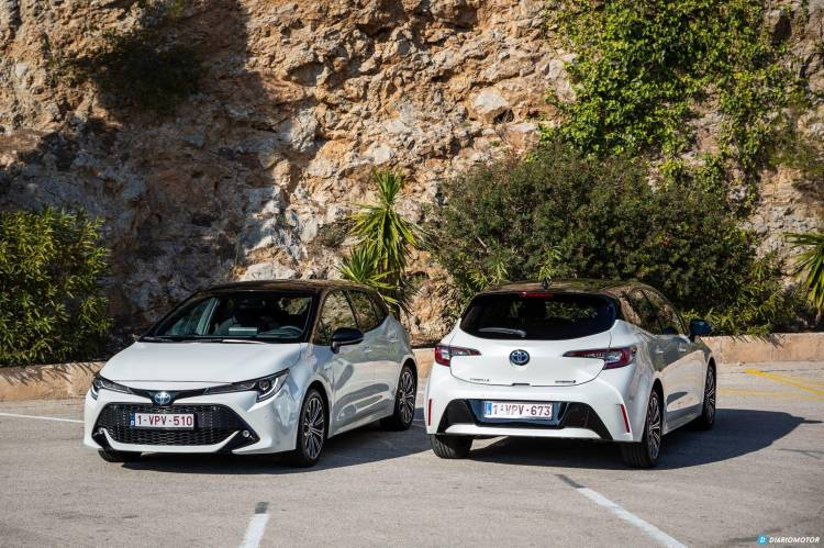 Toyota Corolla 2019 Prueba 14