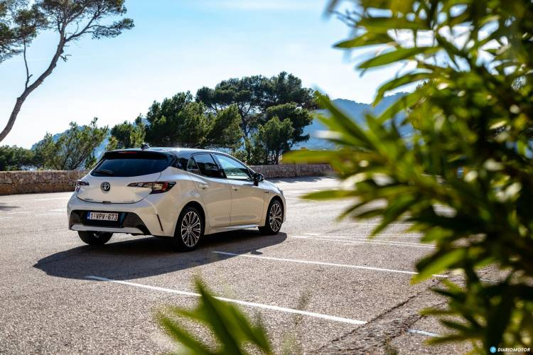Toyota Corolla 2019 Prueba 8
