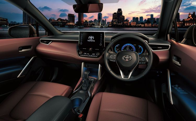 Toyota Corolla Cross 2021 5