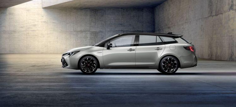 Toyota Corolla Gr Sport Touring Sports P