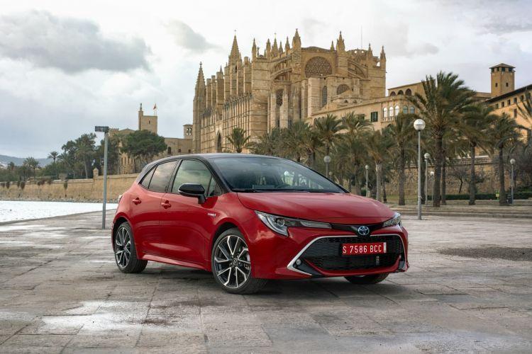 Toyota Corolla Hibrido Oferta Marzo 2021 Exterior 01