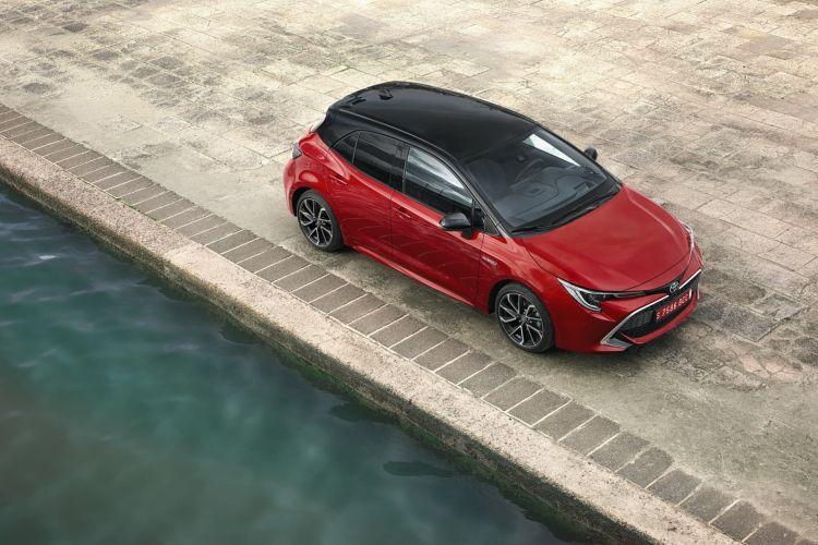 Toyota Corolla Hibrido Oferta Marzo 2021 Exterior 02