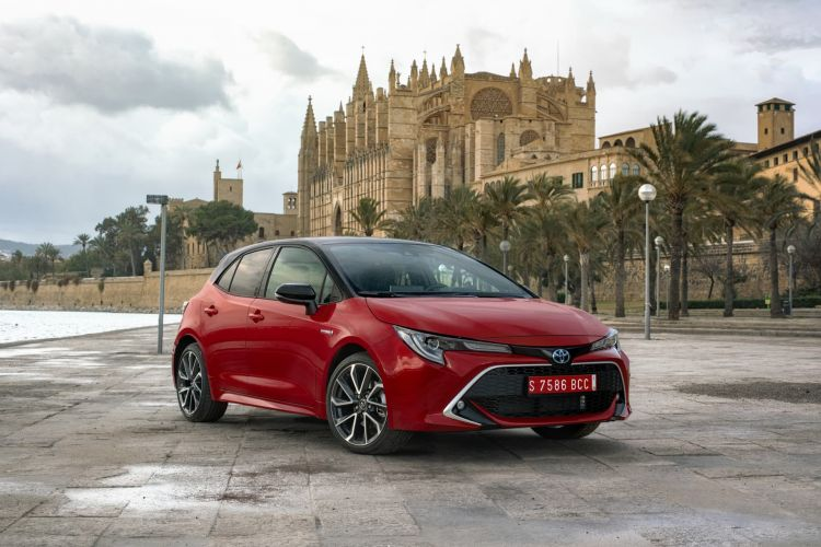 Toyota Corolla Hibrido Oferta Septiembre 2021 Exterior 01
