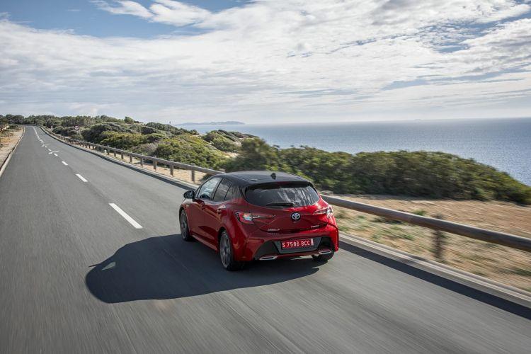 Toyota Corolla Hibrido Oferta Septiembre 2021 Exterior 03