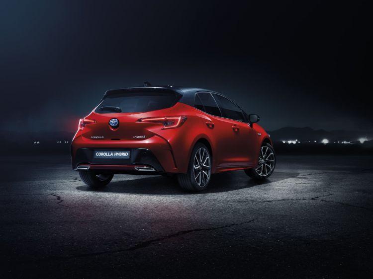 Toyota Corolla Hibrido Oferta Septiembre 2021 Exterior 04