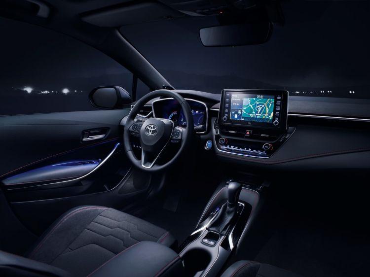 Toyota Corolla Hibrido Oferta Septiembre 2021 Interior 01