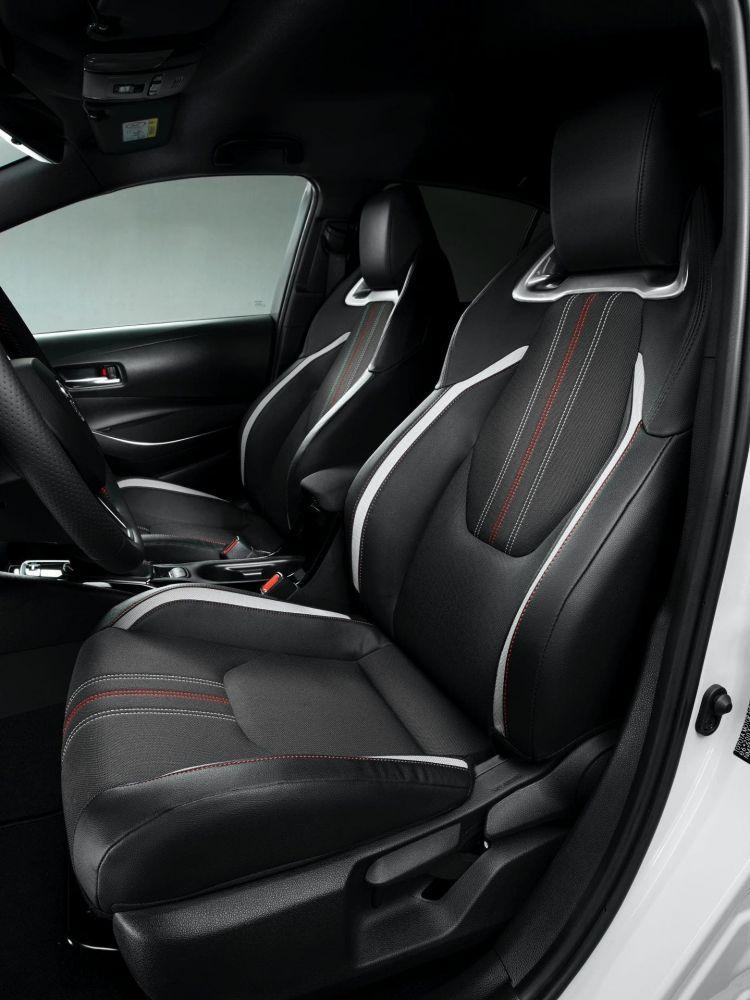 Toyota Corolla Sedan Gr Sport 22