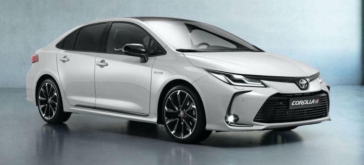 Toyota Corolla Sedan Gr Sport P