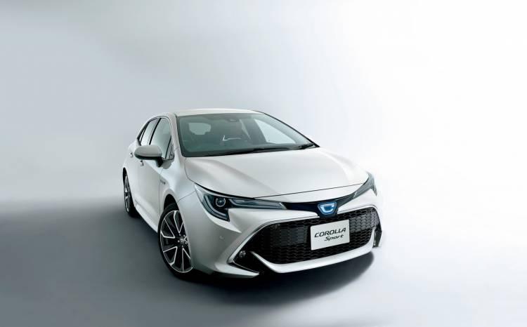 Toyota Corolla Sport Dm 3