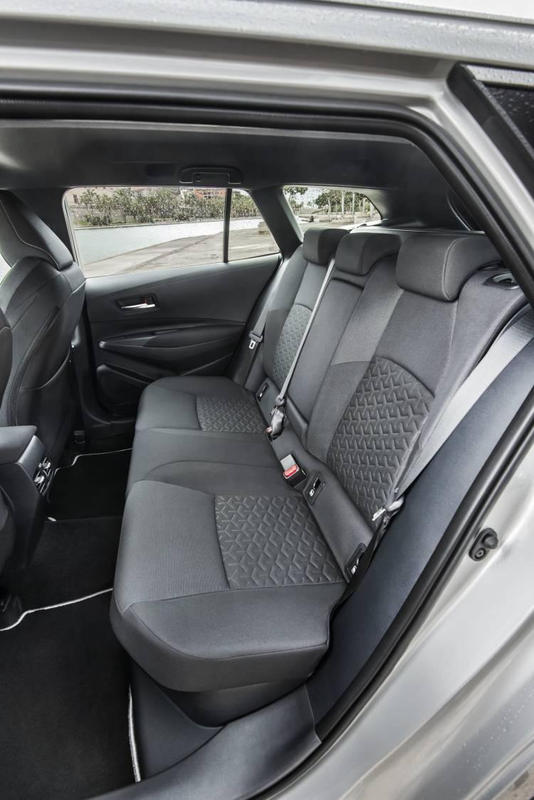 Toyota Corolla Touring Sport 1 Plazas Traseras