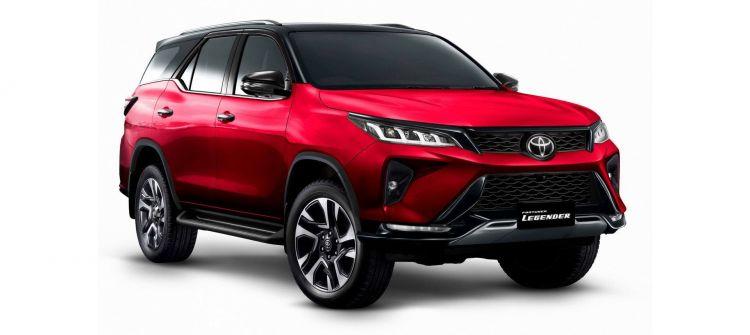 Toyota Fortuner 2020 34
