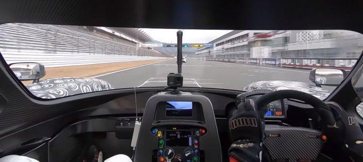Toyota Gr Super Sport Video