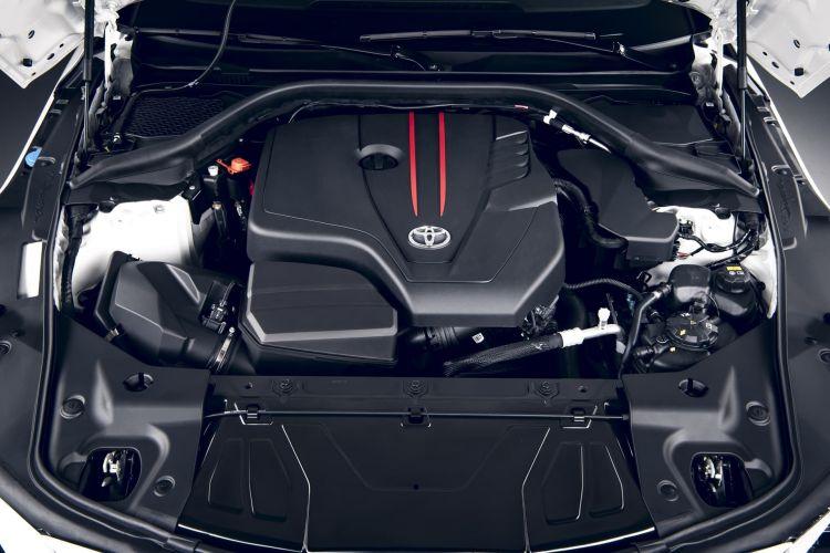 Toyota Gr Supra 2 0 Turbo 2021 002
