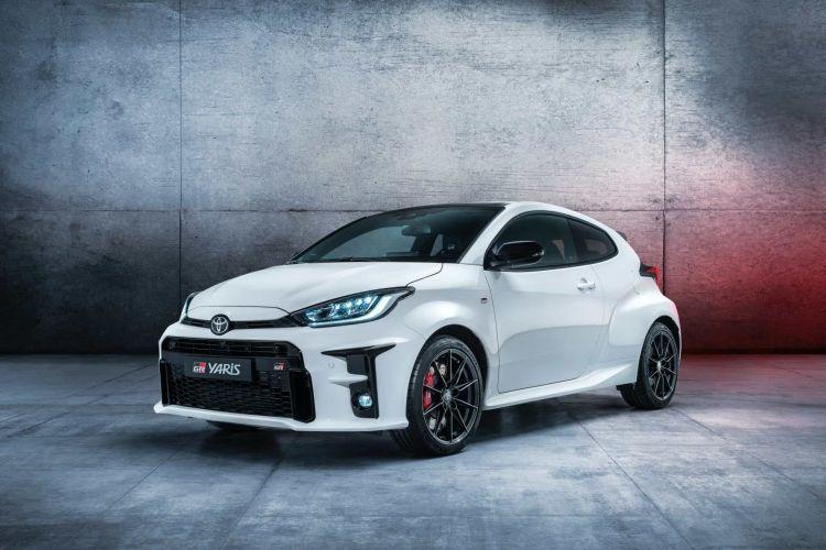 Toyota Gr Yaris 01