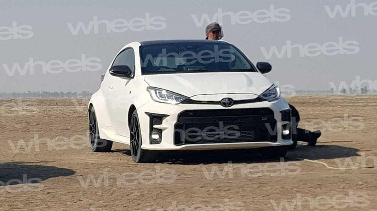 Toyota Gr Yaris 2020 1219 007
