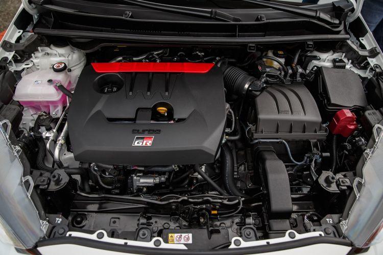 Toyota Gr Yaris Prueba 167