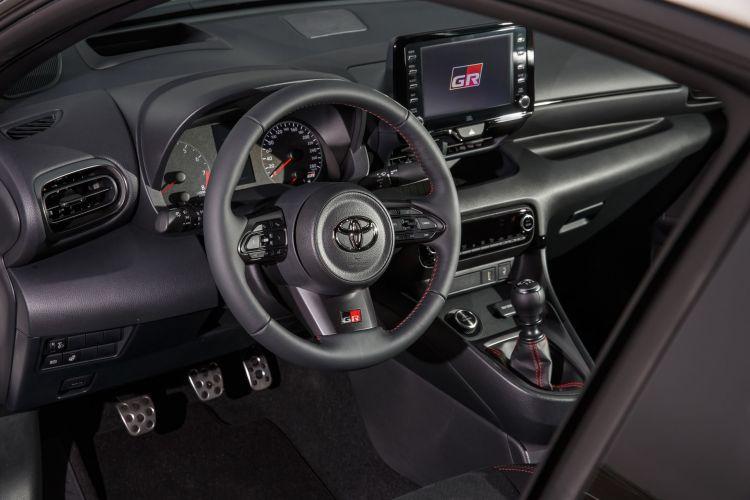 Toyota Gr Yaris Prueba 171