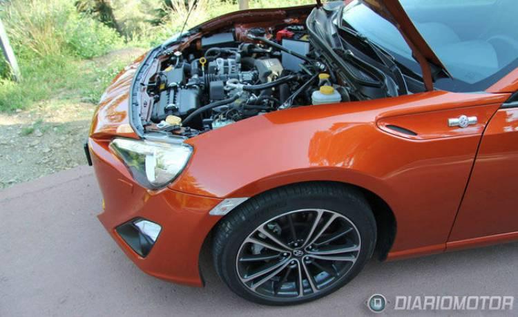 Toyota GT-86, prueba y presentación en Barcelona. Exterior