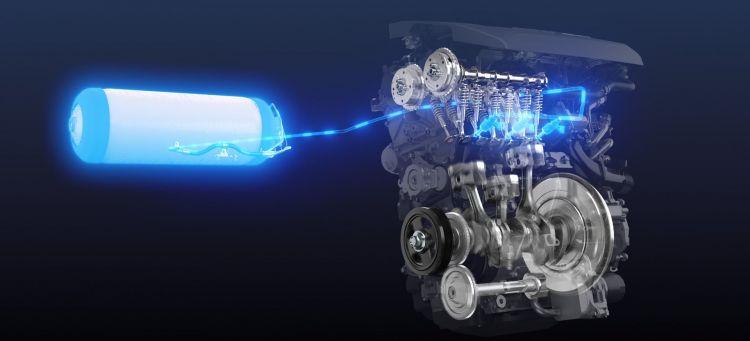 Toyota Hidrogeno Gr Yaris
