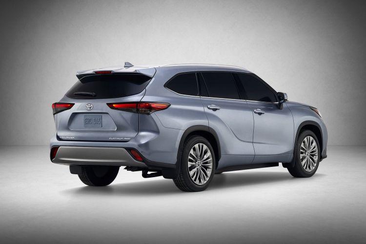 Toyota Highlander 2019 05