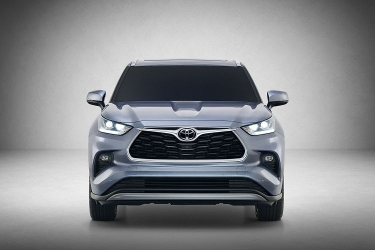 Toyota Highlander 2019 06