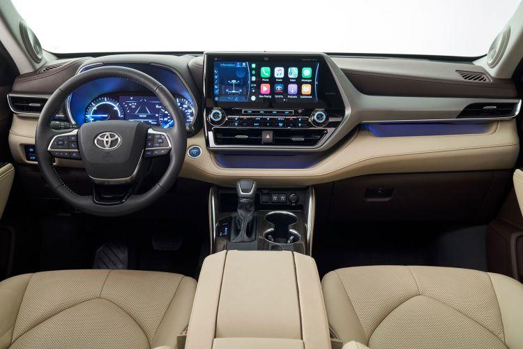 Toyota Highlander 2019 10