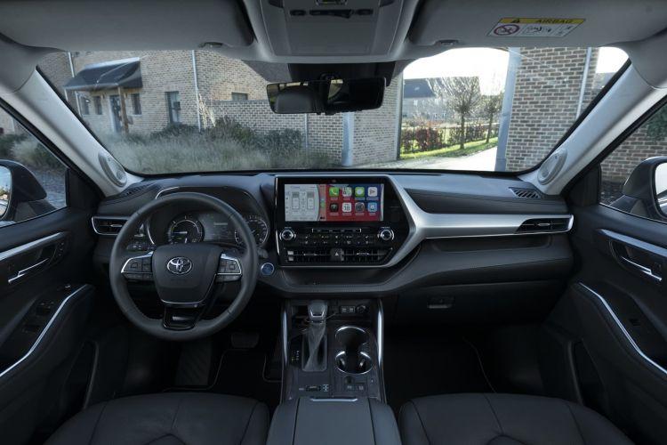 Toyota Highlander 2021 0121 058