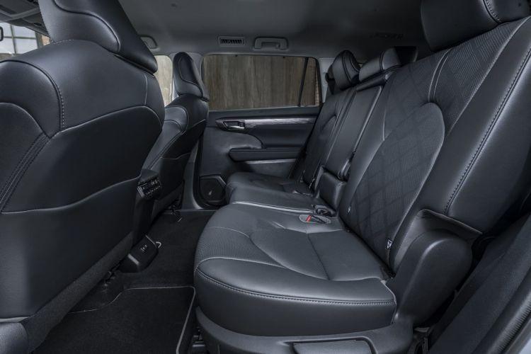 Toyota Highlander 2021 0121 062