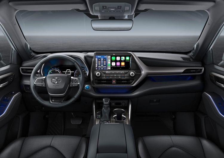 Toyota Highlander 2021 05