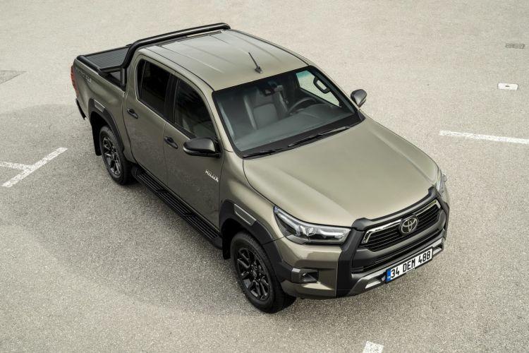 Toyota Hilux 2021 Preventa 04