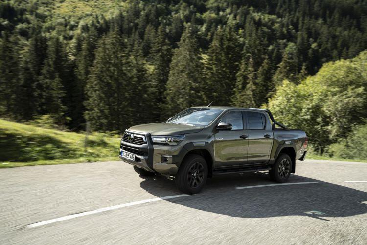 Toyota Hilux 2021 Preventa 10