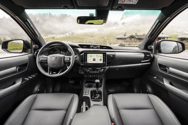 Toyota Hilux 2021 Preventa 16