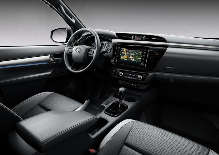 Toyota Hilux 2021 Preventa 17