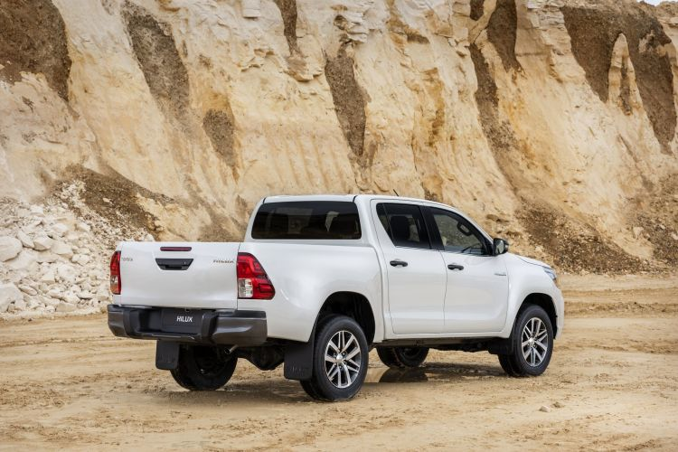Toyota Hilux Special Edition 17