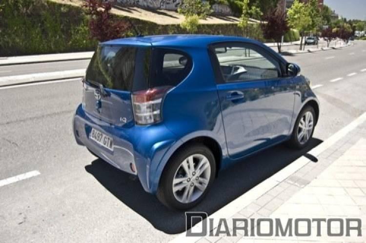 Toyota iQ2 MultiDrive Zan Shin