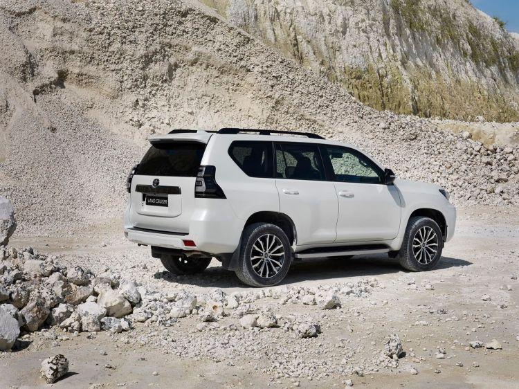 Toyota Land Cruiser 2021 0820 019