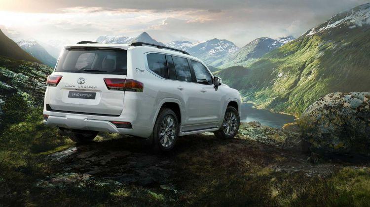 Toyota Land Cruiser 300 0621 032
