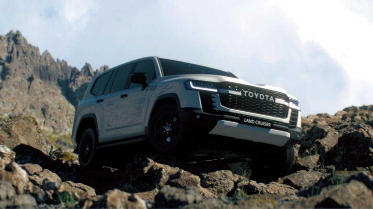 Toyota Land Cruiser 300 Gr Sport 0621 026