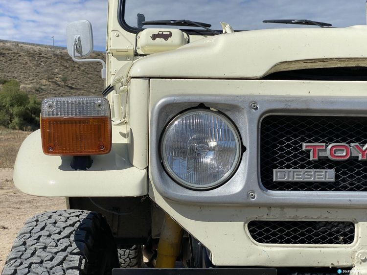 Toyota Land Cruiser Bj40 Intermitente