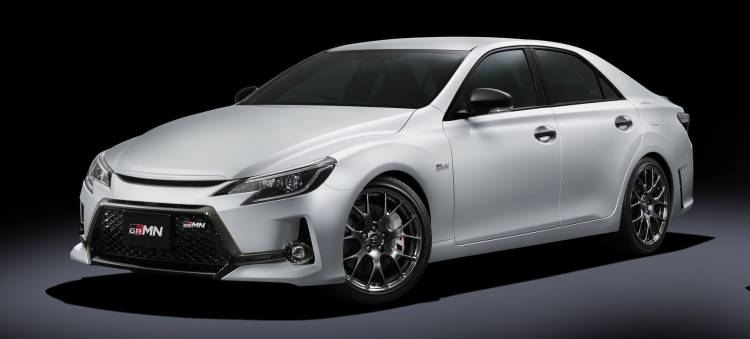 Toyota Mark X Grmn P