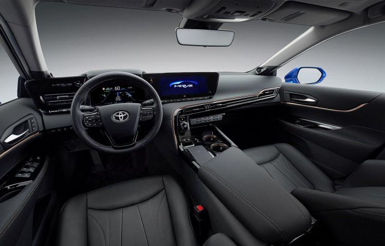 Toyota Mirai 2020 7