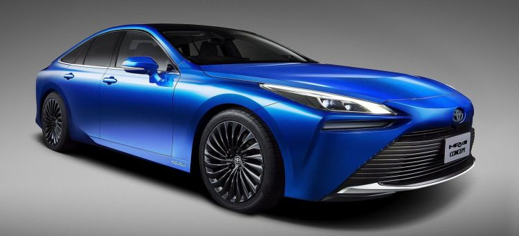 Toyota Mirai 2020 P