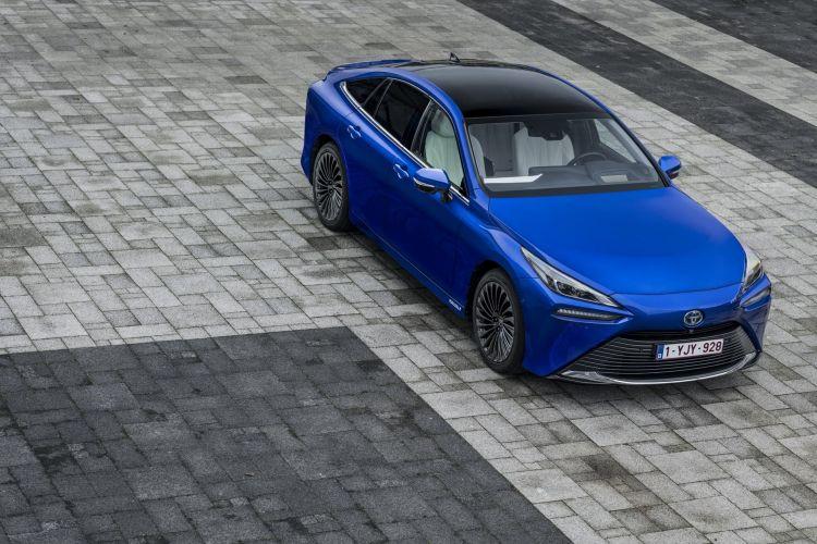 Toyota Mirai 2021 0221 070