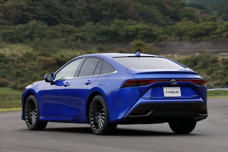 Toyota Mirai 2021 02