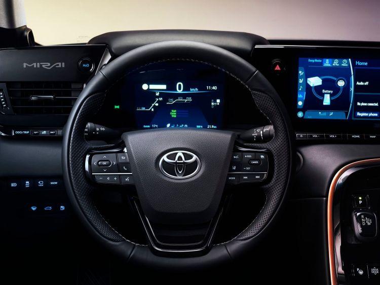 Toyota Mirai Europa 6