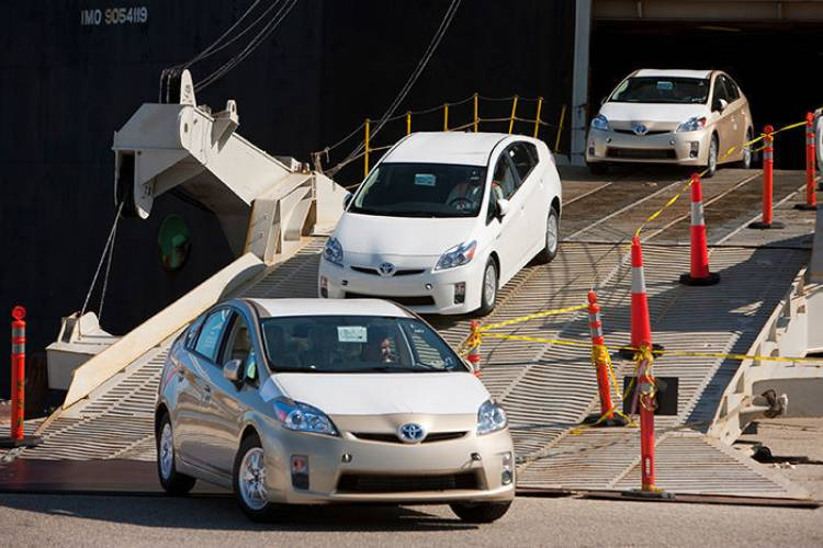 Toyota Híbridos