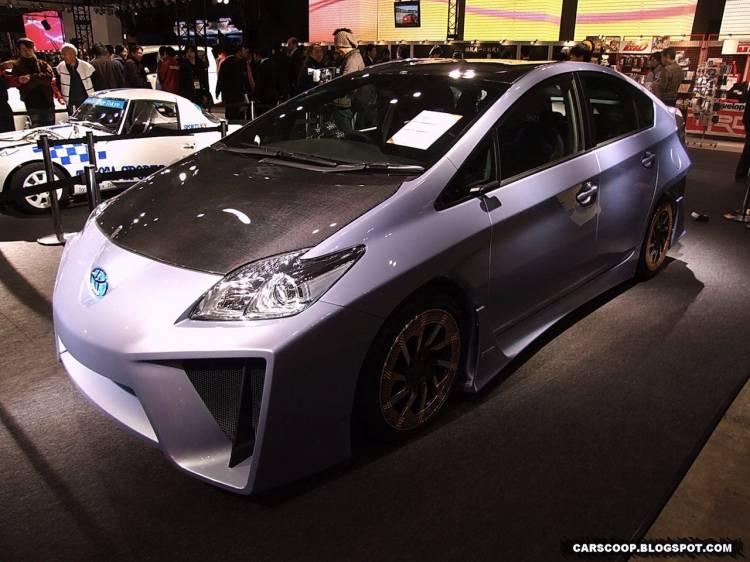 Toyota Prius Custom Plus Concept