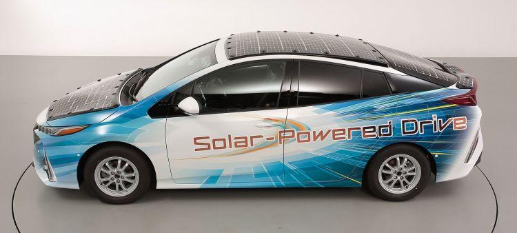 Toyota Prius Phv Solar P