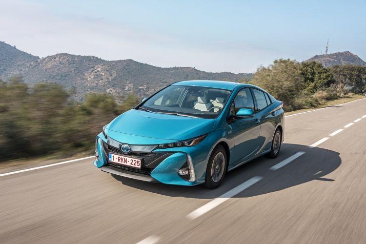Toyota Prius Plug In 2021 05