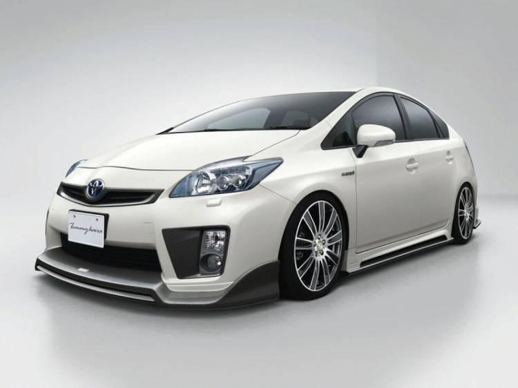 Toyota Prius por Tommy Kaira